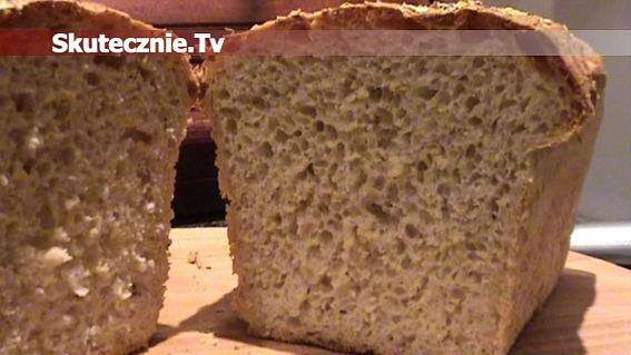 Fenomenalnie prosty chleb domowy