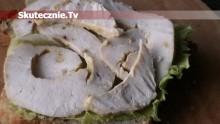 Domowa wędlina: czosnkowa rolada z indyka