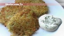 Złociste i chrupiące placki ziemniaczane