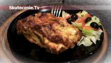 Lasagne -mięsna, z sosem bolońskim