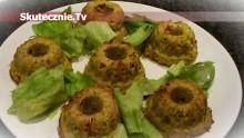 2w1 -babeczki i kiełbaska drobiowe z warzywami