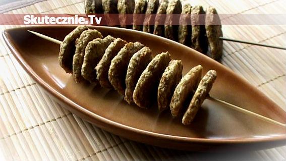 Ciasteczka bananowe z patelni