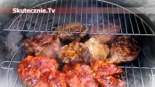 Karkówka z grilla –w plenerze;)