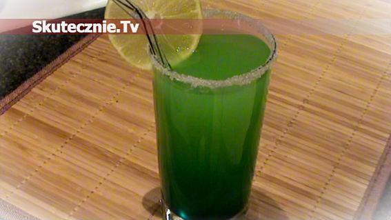 Cytrynowa laguna -bardzo orzeźwiający drink