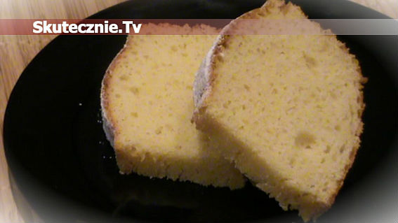 Ciasto jogurtowe z amaretto