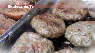 Pikantne kotlety koperkowe na grilla