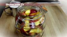 Nalewka brzoskwiniowa cz.1 | Owoce do słoja