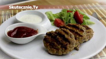 Pieprzne kotlety z szynki i papryki np. na grilla