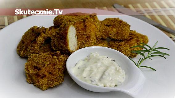 Nuggetsy -soczyste mięso z chrupiącą panierką