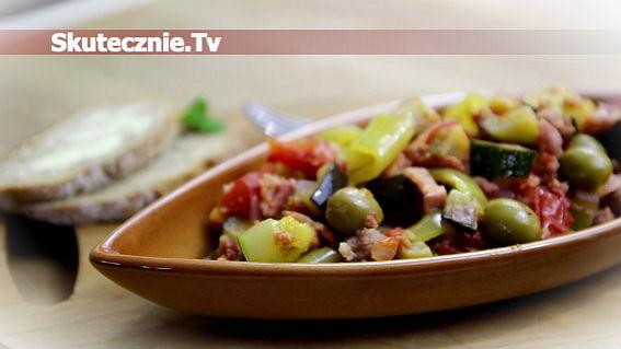 Freestyle | Warzywa z wiejską kiełbasą i boczkiem