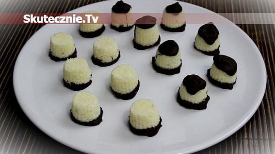 Kokos w czekoladzie