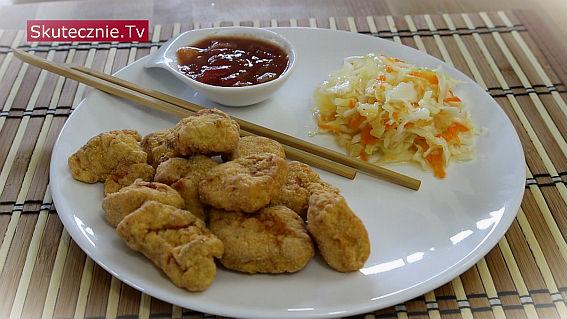 Kurczak w chrupiącym cieście (wersja nr 2)