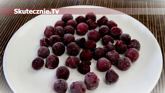 Jak mrozić owoce -śliwki, wiśnie i inne