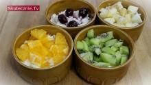 Ryż na mleku –z miodem, cynamonem, owocami
