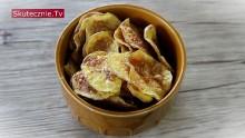 Chipsy beztłuszczowe