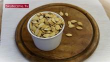 Jak łatwo obrać pestki z dyni (+Prażone pestki dyniowe)
