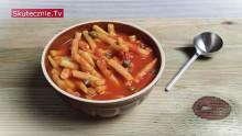 Fasolka szparagowa w pomidorach na ostro