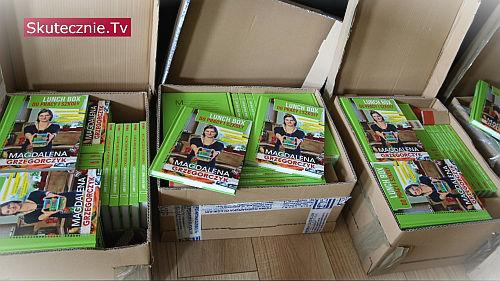 LUNCH BOX do pracy i szkoły (nowa książka i konkurs)