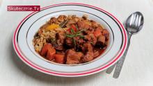 Szybki gulasz wieprzowy (z szynki)