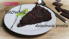 Dziecinnie proste brownie (PYSZNE)