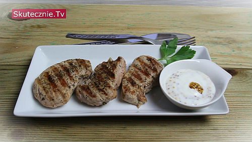 Polędwiczki wieprzowe na ostro
