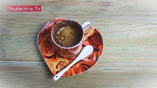 Espresso czekoladowe bez mleka