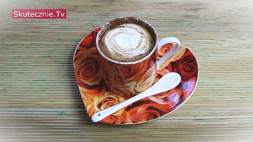 Czekoladowe espresso z czekoladą