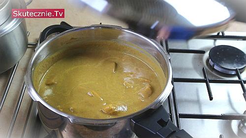 Ostry gulasz z indyka w 15 minut
