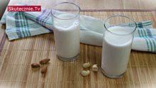 Domowe mleko orzechowe