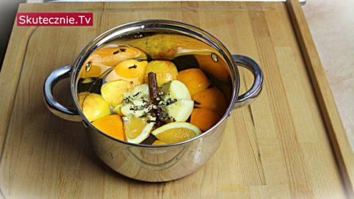 gotowania3 sposoby na… Grzaniec bezalkoholowy