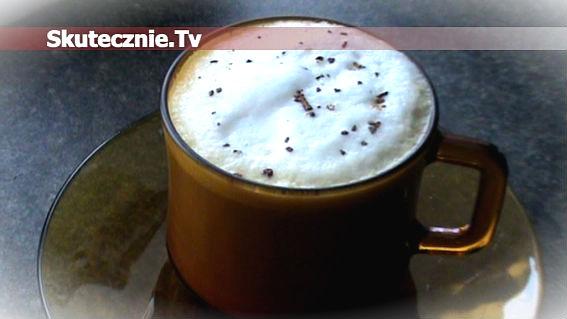 Szybka, domowa kawa cappuccino –w każdych warunkach