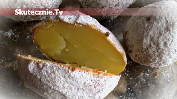 Ziemniaki pieczone w mące z solą -prawie jak z ogniska