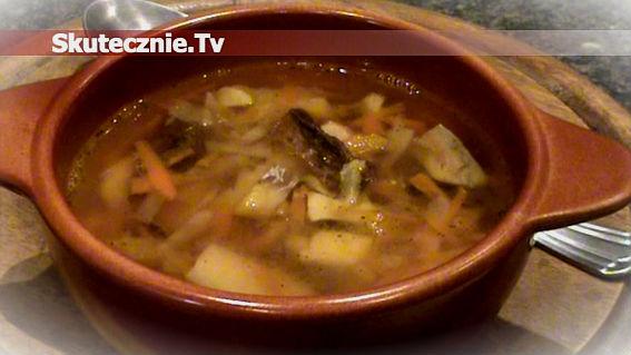 Wigilijna zupa rybna -lekka i świąteczna