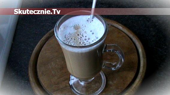 Kawa imbirowa z miodem i cynamonem -pyszna i rozgrzewająca;)