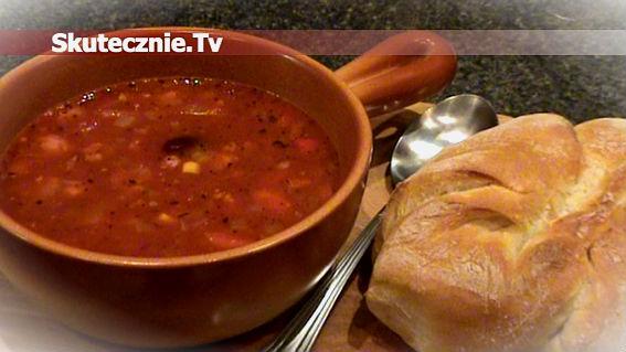 Zupa meksykańska –wersja I