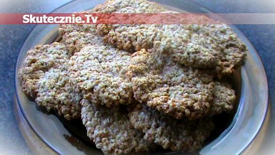 Ciastka owsiane –bazowe, proste, a pyszne;)