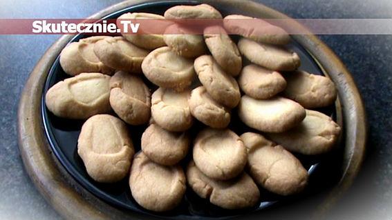 Ciasteczka maślane -proste, kruche i delikatne