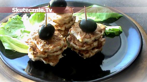 Tuńczykowe ciasteczka -super przekąska