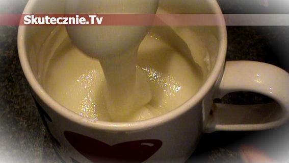 Jak zrobić lukier jogurtowy