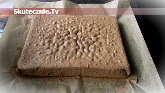 Jak zrobić biszkopt czekoladowy