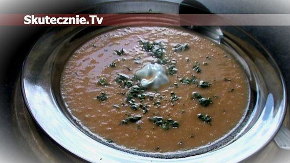 Zupa krem marchwiowo-selerowa
