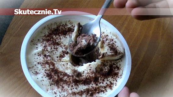 Lody śmietankowo-czekoladowe