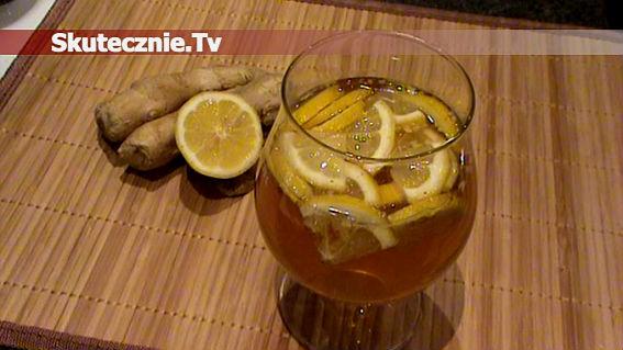 Jak zrobić grzane piwo cytrynowe z miodem i imbirem