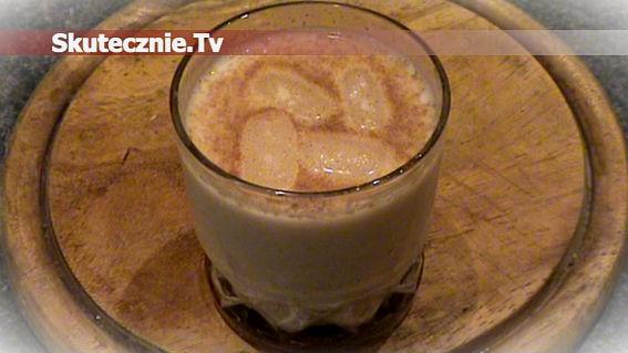 Słodki drink, czyli mleczno-miodowa whisky z cynamonem