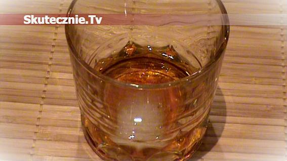 Ojciec chrzestny -mocny drink z whiskey i amaretto