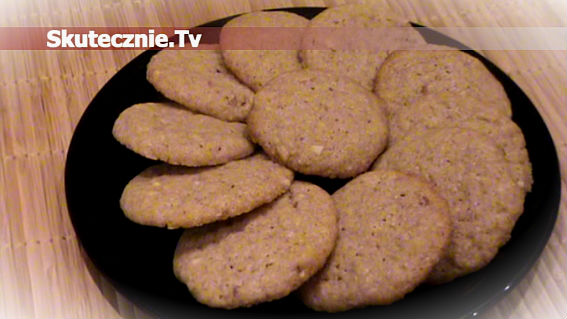 Cynamonowe ciasteczka z migdałami