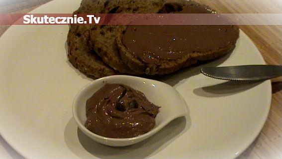 Kakaowy przysmak -gęsty krem do smarowania