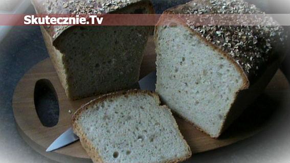 Domowy chleb na maślance