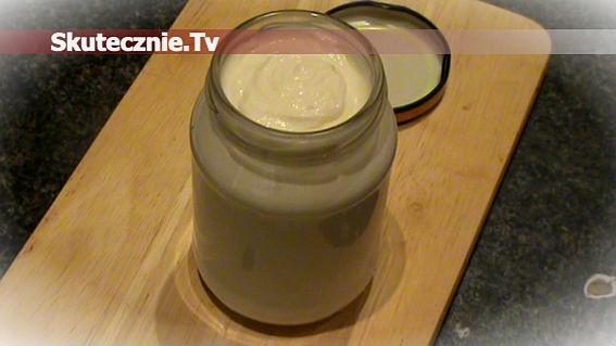 Domowy 'majonez' light