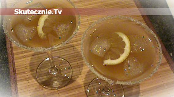 Amaretto Sour -letni, orzeźwiający drink